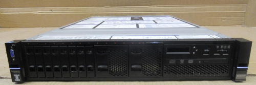 IBM System x3650 M5 5462-AC1 8-Core E5-2640v3 2.6GHz 16GB Ram 8x HDD Bay Server